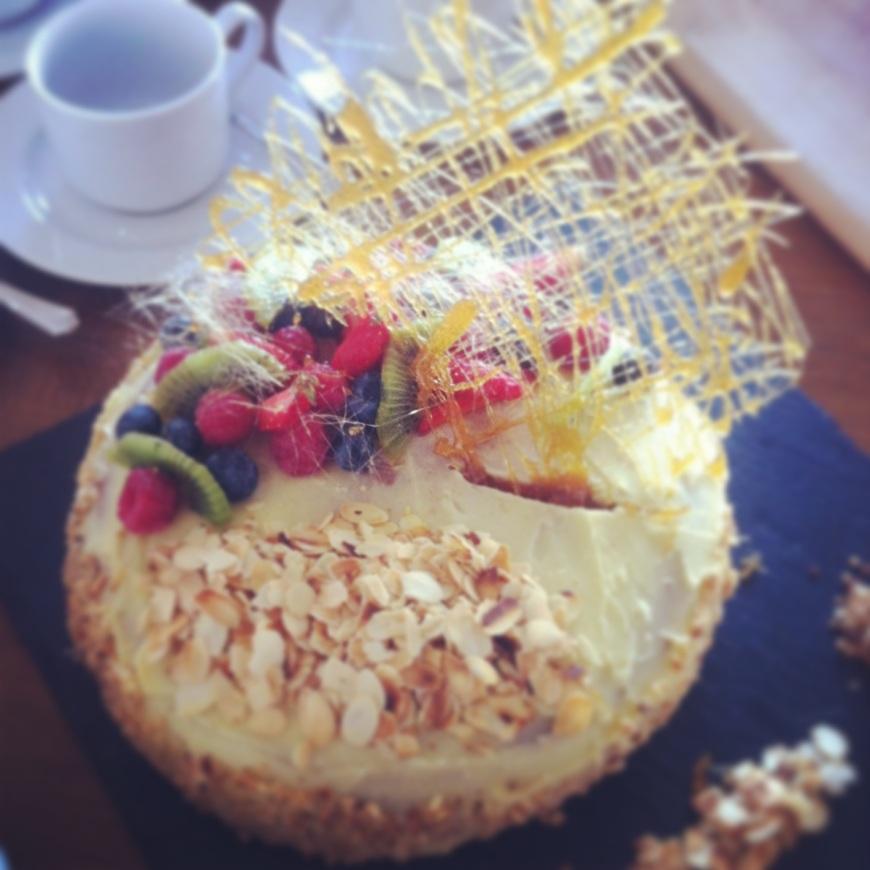 Carrot Cake Recipes Hummingbird Bakery